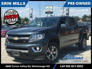 Used 2020 Chevrolet Colorado 4WD Z71  HEATED SEATS|SLIDING WINDOW|LOADED UP| for sale in Mississauga, ON