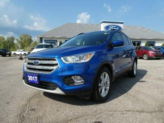 Used 2017 Ford Escape SE | Heated Seats | Navigation | Back Up Cam for sale in Essex, ON