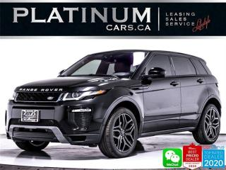 Used 2017 Land Rover Evoque HSE Dynamic, NAV, CAM, LEATHER, HEATED, BLINDSPOT for sale in Toronto, ON