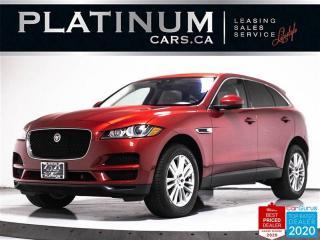 Used 2018 Jaguar F-PACE 20d Prestige, DIESEL, NAV, PANO, CAM, HEATED for sale in Toronto, ON