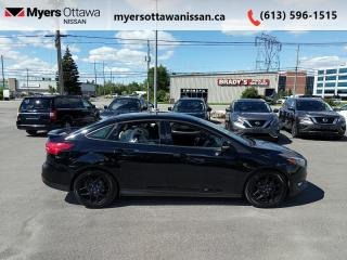 Used 2016 Ford Focus SE  - Bluetooth -  SYNC - $71 B/W for sale in Ottawa, ON