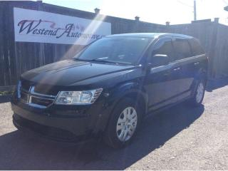 Used 2015 Dodge Journey Canada Value Pkg for sale in Stittsville, ON