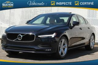 Used 2017 Volvo S90 T6 Momentum GPS TOIT PANORAMIQUE for sale in Ste-Rose, QC