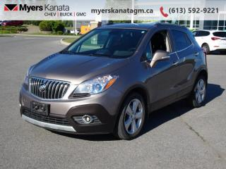 Used 2015 Buick Encore CONVENIENCE  - Bluetooth -  OnStar for sale in Kanata, ON