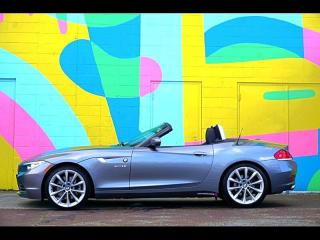 Used 2011 BMW Z4 sDrive35i for sale in vancouver, BC