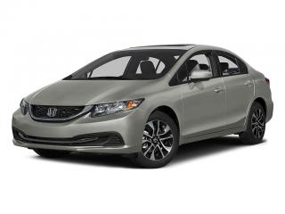 Used 2015 Honda Civic LX for sale in Woodstock, ON
