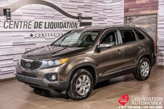 Used 2013 Kia Sorento LX+AWD+MAGS+GR ELECTRIQUE+AIR CLIM for sale in Laval, QC