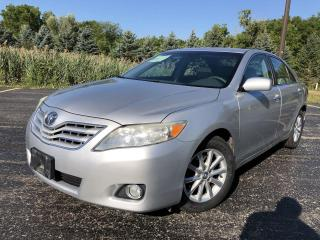 Used 2011 Toyota Camry XLE 2WD for sale in Cayuga, ON