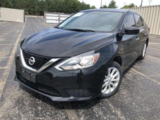 Used 2017 Nissan Sentra SV 2WD for sale in Cayuga, ON