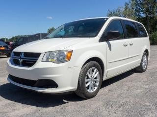 Used 2013 Dodge Grand Caravan STOW N GO CLIMATISATION 3 ZONES CAMÉRA RECUL *DVD* for sale in St-Jérôme, QC