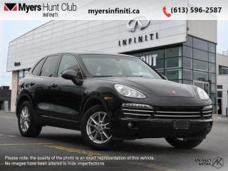 Used 2014 Porsche Cayenne PLATINUM EDITION  - Low Mileage for sale in Ottawa, ON