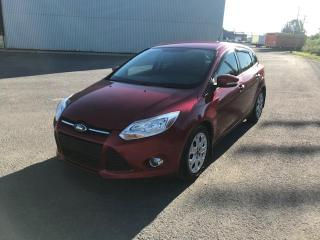 Used 2012 Ford Focus Hayon 5 portes SE for sale in Québec, QC