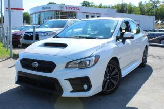 Used 2019 Subaru WRX Sport BM for sale in Shawinigan, QC