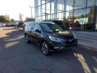 Used 2016 Honda CR-V TOURING AWD GPS*TOIT*CUIR for sale in Lévis, QC