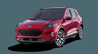 New 2020 Ford Escape Titanium for sale in Ottawa, ON