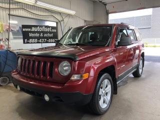 Used 2011 Jeep Patriot 4WD 4dr North  $43,20 par semaine +taxes for sale in St-Raymond, QC