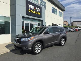 Used 2016 Toyota Highlander AWD 4DR LIMITED for sale in St-Georges, QC