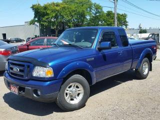 Used 2010 Ford Ranger Sport RWD V6 for sale in Cambridge, ON