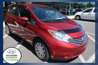 Used 2016 Nissan Versa Note 1.6 S à hayon 5 portes BA for sale in Val-David, QC