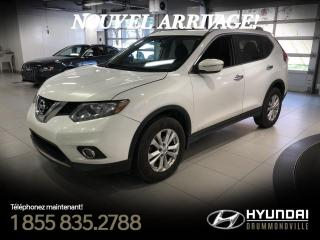 Used 2014 Nissan Rogue SV + GARANTIE + AWD + TOIT PANO + A/C + for sale in Drummondville, QC