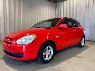 Used 2008 Hyundai Accent Hayon 3 portes, boîte manuelle, L for sale in Sherbrooke, QC