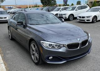 Used 2017 BMW 4 Series 430i 4dr Sdn 430i xDrive AWD Gran Coupe for sale in Dorval, QC