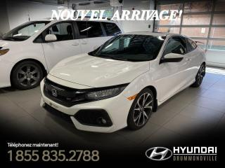 Used 2017 Honda Civic SI + GARANTIE + TOIT + CAMERA + MAGS + C for sale in Drummondville, QC