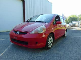 Used 2008 Honda Fit *****5 VITESSES******A/C******* for sale in St-Eustache, QC