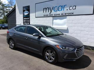 Used 2017 Hyundai Elantra GL HEATED SEATS, ALLOYS, BACKUP CAM!! for sale in North Bay, ON