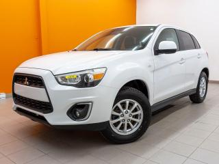 Used 2014 Mitsubishi RVR MAGS GR. ÉLECTR CLIMATISEUR *SIÈGES CHAUFFANTS* for sale in Mirabel, QC