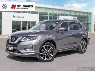 Used 2018 Nissan Rogue SL, One Owner, Backup Camer, Heated Seats for sale in Winnipeg, MB