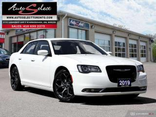 Used 2019 Chrysler 300 ONLY 57K! **SPORT MODEL** CLEAN CARPROOF for sale in Scarborough, ON