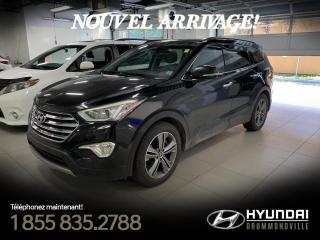 Used 2015 Hyundai Santa Fe XL LIMITED AWD + GARANTIE + NAVI + TOIT PA for sale in Drummondville, QC