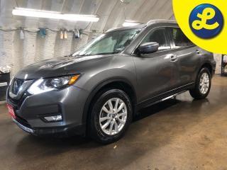 Used 2019 Nissan Rogue SV * AWD * Panoramic sunroof * Remote start * Emergency braking system * Cross traffic alert * Lane keep assist * Back up camera * Blind spot assist * for sale in Cambridge, ON