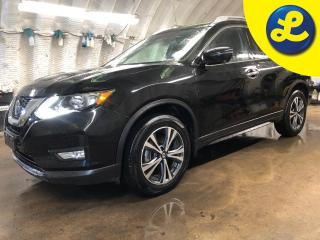 Used 2019 Nissan Rogue SV * AWD * Panoramic sunroof * Navigation * Remote start * Apple and Anriod CarPlay * Power Tail-Gate * Emergency braking system * Cross traffic alert for sale in Cambridge, ON