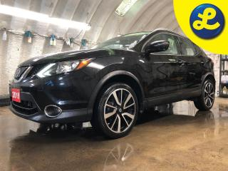 Used 2019 Nissan Qashqai SL * AWD * Sunroof * Navigation * Leather * Heated Leather Seats * Remote start * 360 Degree Back Up Camera * Lane Departure Warning * Lane Departure for sale in Cambridge, ON