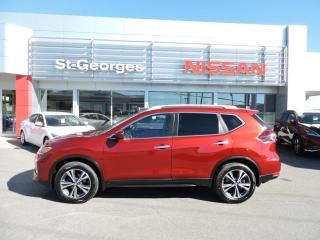 Used 2019 Nissan Rogue SV Tech TI for sale in St-Georges, QC