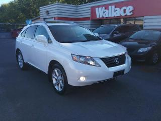 Used 2011 Lexus RX 350 AWD Sunroof NAV, for sale in Ottawa, ON