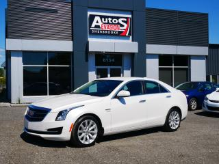 Used 2018 Cadillac ATS Vendu, sold merci for sale in Sherbrooke, QC