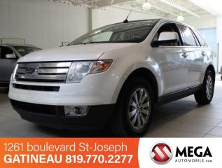 Used 2010 Ford Edge Limited for sale in Gatineau, QC