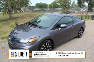 Used 2014 Honda Civic EX-L Navi CLEARANCE PRICED GUARANTEED APPROVAL for sale in Regina, SK