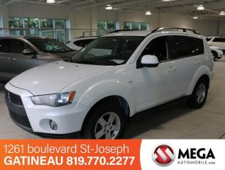 Used 2010 Mitsubishi Outlander ES 4WD for sale in Gatineau, QC
