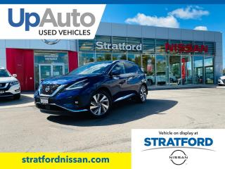 Used 2020 Nissan Murano SL AWD|HUGE SAVINGS! NO ACCIDENTS AND NOT A RENTAL! for sale in Stratford, ON