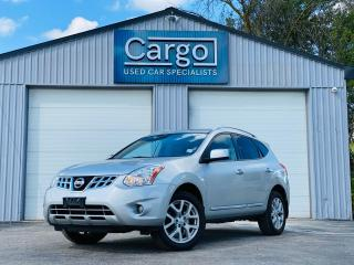 Used 2012 Nissan Rogue SL AWD for sale in Stratford, ON