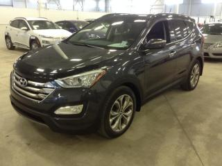 Used 2015 Hyundai Santa Fe Limited Cuir Toit for sale in Longueuil, QC