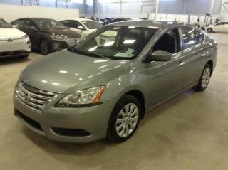 Used 2014 Nissan Sentra S A/C ++ for sale in Longueuil, QC