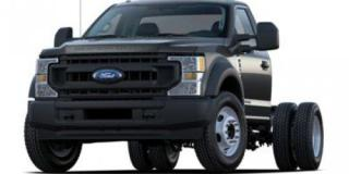 New 2020 Ford F-550 Super Duty DRW XL for sale in Abbotsford, BC