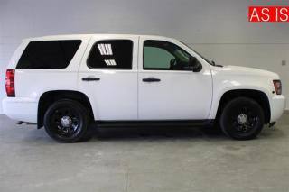 Used 2014 Chevrolet Tahoe SOLD AS IS. PREVIOUS POLICE USE. WE APPROVE A for sale in London, ON