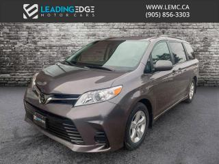 Used 2019 Toyota Sienna LE 8-Passenger Heated Seats, Adaptive Cruise for sale in Woodbridge, ON