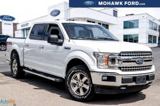 Used 2018 Ford F-150 XLT for sale in Hamilton, ON